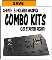Holster Making Supplies - HolsterSmith com
