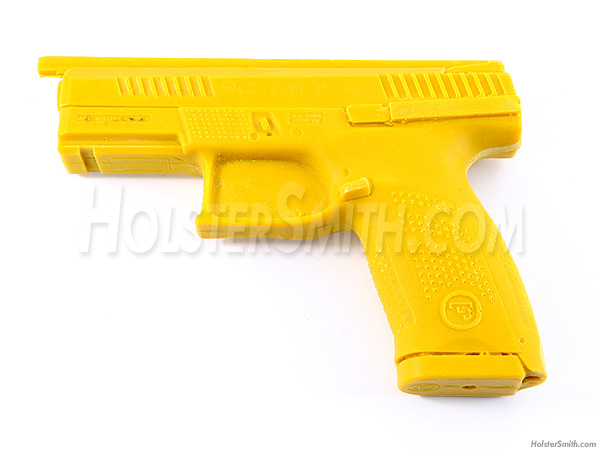 Cook's Gun Molds - Holster Molding Prop - for CZ P10C