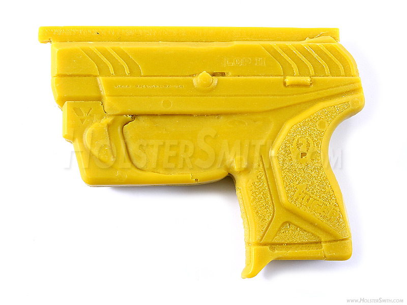 Cook's Gun Molds - Holster Molding Prop - for Ruger LCP II