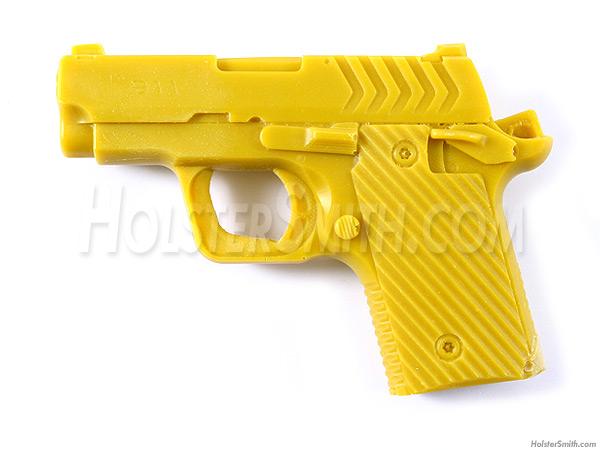 Cook's Gun Molds - Holster Molding Prop - for Springfield