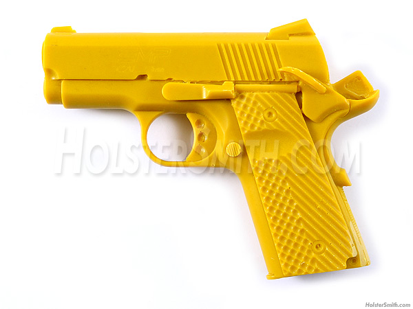 Cook's Gun Molds - Holster Molding Prop - for Springfield EMP 3in