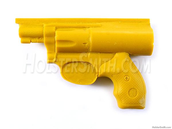 Cook's Gun Molds - Holster Molding Prop - for S&W J-Frame