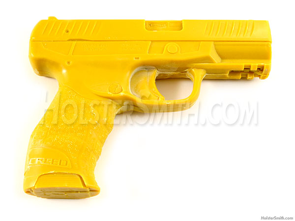 Cook's Gun Molds - for Walther Creed (Natural) | Holster