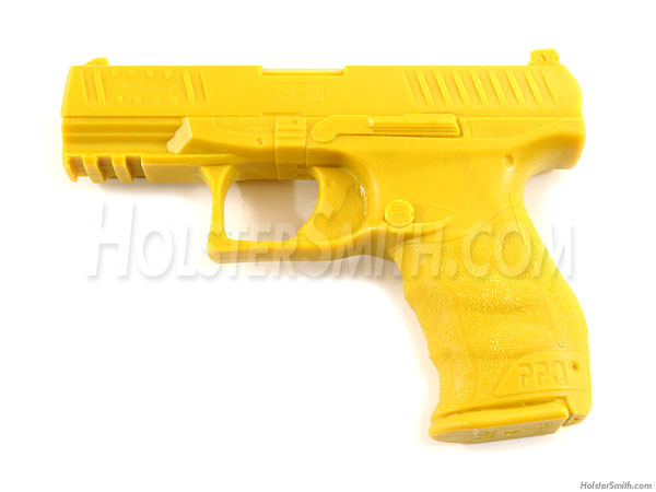 Cook's Gun Molds - for Walther PPQ 9 M2 (Natural) | Holster