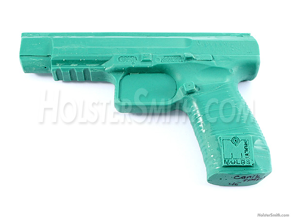Multi Mold - Holster Molding Prop - for Canik TP9 SFX