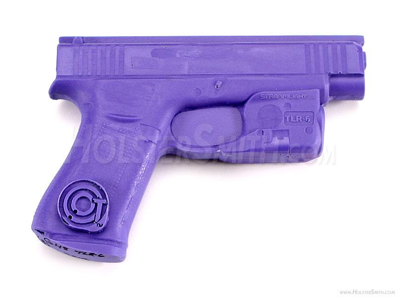 On Target™ - Holster Molding Prop - for Glock 48 (w/TLR6