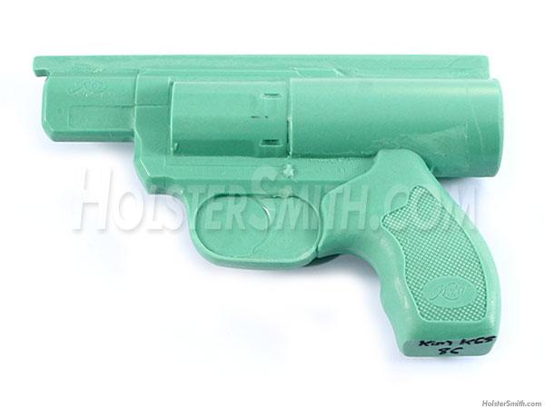 Multi Mold - Holster Molding Prop - for Kimber Revolver K6S