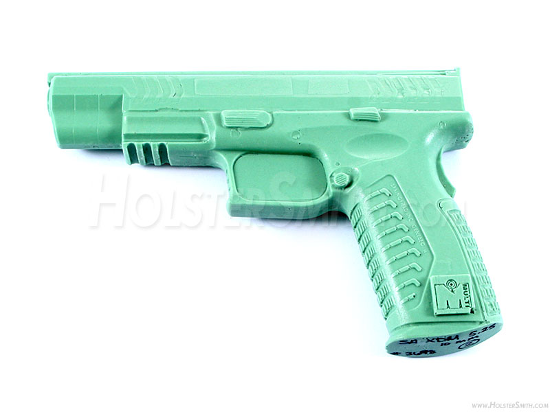 Multi Mold - Holster Molding Prop - for Springfield Armory XDM 10mm