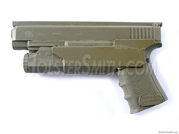 QLH - Holster Molding Prop - for Glock 19/23/32 (w/XC-1