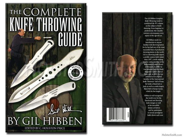 The complete knife throwing guide by gil hibben.